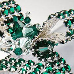 bracelet emerald det