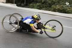 Nadace PRECIOSA podpořila European Handbike Circuit Louny 2014
