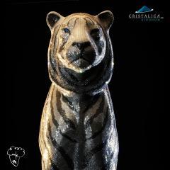 Křišťálový tygr od Cantemira Mestera