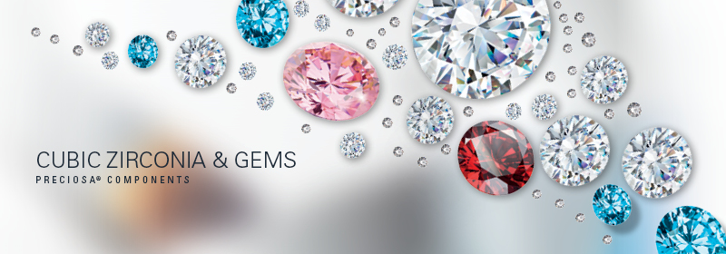 PRECIOSA Cubic Zirconia and Gems