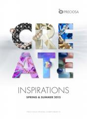 CREATE - Inspirations SS2015