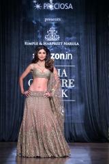 Indian movie star Shilpa Shetty