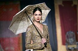 PRECIOSA Crystal Components na India Couture Week 2015