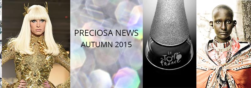 PRECIOSA NEWS AUTUMN 2015,
