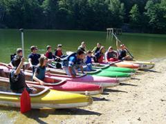 Pohyb hrou 2007 - kanoe