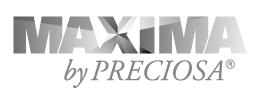 Maxima by Preciosa Logo